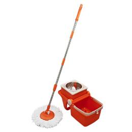 Spin Dry Mop II (Orange / Purple)