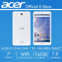 Acer Iconia B1-7A0-K8E4 WIFI Tablet with 16GB Storage