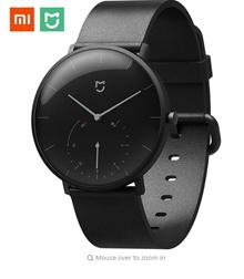 Original Xiaomi Mijia Quartz Smart Watch BT IP67 Waterproof Mechanical SmartWatch Pedometer Intellig