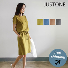 [JUSTONE🍏] Bali String One Piece / Free Shipping / Korean Fashion