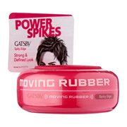 Gatsby Moving Rubber Spiky Edge 80 g