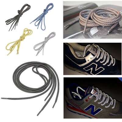 b91c1f95d7037 3M Reflective Rope Laces Runner Shoelaces For Kith Asics Gel