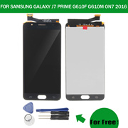 LCD Screen Digitizer Assembly For Galaxy J7 Prime G610F G610M On7 2016