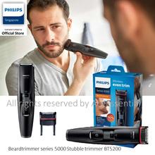 PHILIPS Beardtrimmer series 5000 Stubble trimmer BT5200