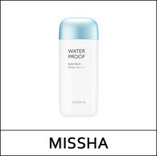 [MISSHA] ★Big Sale★ All Around Safe Block Waterproof Sun Milk 70ml / New 2018