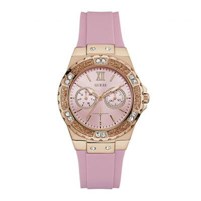 63edef9f0 Qoo10 - GUESS LIMELIGHT MULTIFUNCTION W1053L3 ROSE GOLD WOMENS WATCH ...