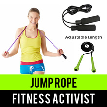 ⏰💪★★Jump Rope★★Skipping Jumping Hopping★★Fast Delivery★★SG Seller★★