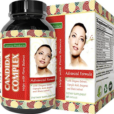 Weight Loss Detox & Cleanse Candida Cleanse Detox Capsules for Men and  Women, Natural Candida Supple