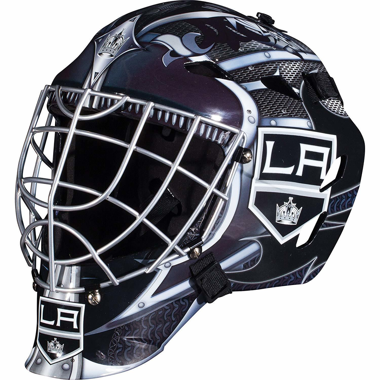 e06ef8b2fae fit to viewer. prev next. Franklin Sports GFM 1500 NHL Team Goalie Face Mask
