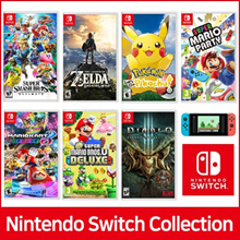 Nintendo Game BEST Collection ★ SUPER SMASH / POKEMON / SUPER MARIO / ZELDA