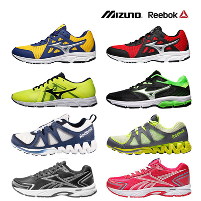 ☆Mizuno Reebok☆ Authentic Running Sports Shoes Sneakers Training Fitness  Men Women Free shipping 8f03391a1