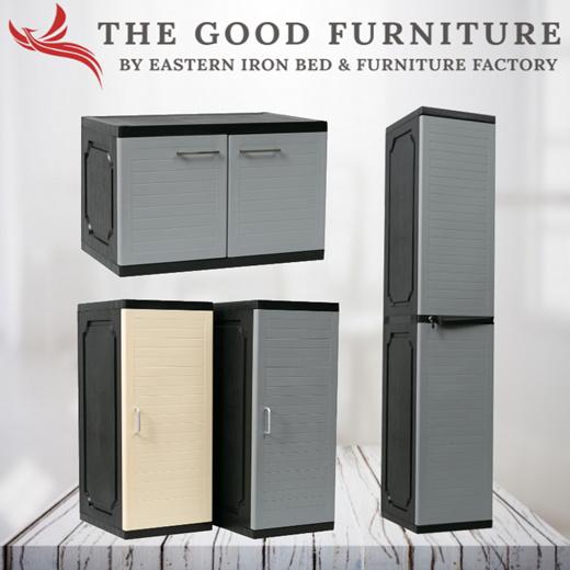 Qoo10 - Plastic Cabinet : Furniture \u0026 Deco
