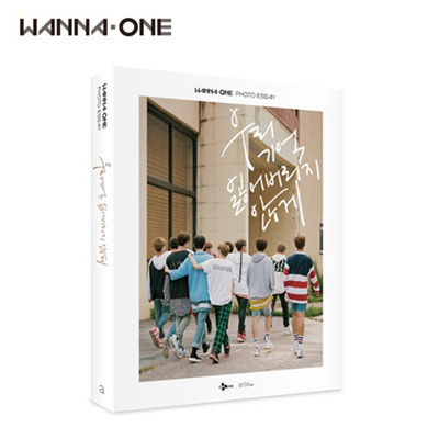 Qoo10 pre orderwanna one official photo essay wanna one pre orderwanna one official photo essay wanna one produce fandeluxe Gallery