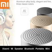 [100% Original] Xiaomi Mi Speaker Bluetooth Portable Mini - Silver | Gold | Black