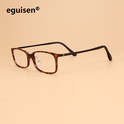 8f21c8a0e2f 52-17-135 Ultra light plastic spectacle frame equipped tungsten steel  eyeglasses frame for