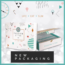 ♥♥FREE SHIPPING♥♥Passion Detox Slimming Fit (15 pack/Boxes)