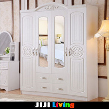 Premium European Wardrobe With Mirror 3 DOOR / 4 DOOR/ CABINET!!! Free delivery+installation
