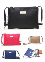 【Good Quality】Ready Stock - MNG Mango Mesengger Small Handbag/Sling Bag/Clutch Bag *many colors*