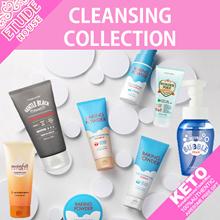 [etude house]cleansing/baking powder/double foam/moistfull collagen/wonder pore/gentle black