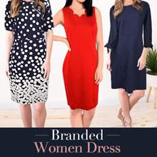New Collection Branded Women Dress - 5 Models - Good Quality