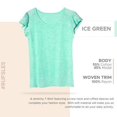 RUFSLE Ice Green