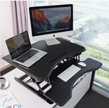 ✔️Ergonomic Standing Desk/Healthy Sit-Stand  Work Station/Height-adjustable Computer Desk