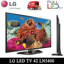 [FREE SHIPPING JADETABEK] LG Full HD LED TV With Triple XD Engine 42 INCH LN5400 Garansi 1 tahun