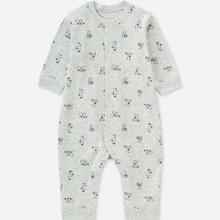 유아동용 Uniqlo 프라이즈 커버 올(곰긴 소매) - 407610