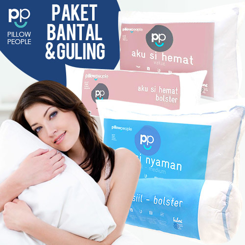 [PP] Paket Bantal Deals for only Rp150.000 instead of Rp150.000