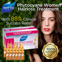 100% Authentic from France. Phytocyane Women Hairloss Treatment with 85% Clinical Success Rate.