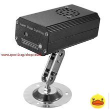100%Authentic R&G Auto/Voice DJ Disco Xmas Party LED Laser Stage Light Projector Lamp Christmas Gift