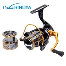 TSURINOYA DW2000 5:2:1 GEAR RATIO SPINNING FISHING REEL (COLOURMIX)