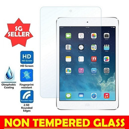 iPad 2/3/4 Screen Protector Plastic Film Crystal Clear Glossy / Matte 0.1mm