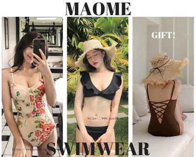 Maome  Premium Korea Design Quality Swimwear Bikini Monokini Beach Wear  Swim Wear Swimsuit 4f95a5879