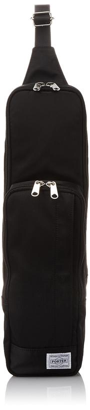 PORTER × PRIMA GAKKI original flute bag One Shoulder Black