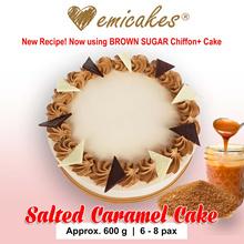[Emicakes] Salted Caramel Cake♥ 600G ♥