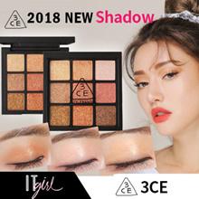 [3CE] [itgirl] ★ 2018 NEW ★ MULTI EYE COLOR PALETTE #ALL NIGHTER / Eye make up