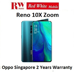 OPPO Reno10X Zoom-Telco Set- 2 Year Local Warranty