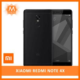 [Ready Stock]Xiaomi Redmi Note 4X Smartphone / 3+32GB/4+64GB / Global Rom/ With Warranty