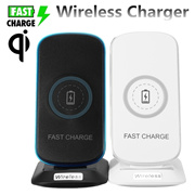 HH-002 Qi Wireless Charger Fast Charging Stand Station Dock For iPhone X/8/Plus