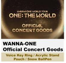 [ WANNA-ONE ] OFFICIAL CONCERT GOODS (2)