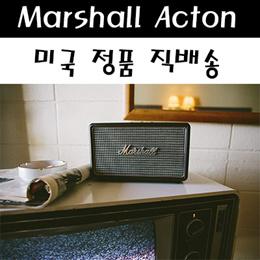 Marshall Acton Speaker Black Color