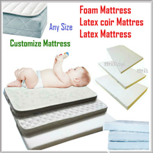 Mattress with Breathable Hole / baby cot Mattress / Crib Mattress / Customize Mattress / Playpen