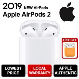 **SG Apple Warranty** ★ Apple AirPods Gen 2 Wireless Bluetooth Earphones ★ Genuine Apple