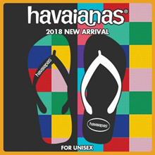 [HAVAIANAS]  Flat price 9 Type TOP&SLIM  full stock / 2 for Free shipping
