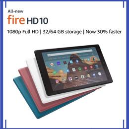 ★무료 배송★2019년 파이어 HD 10 32GB 태블릿 9세대(가성비 최고 / 알렉사기능탑재)