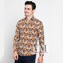 VM SLIM FIT CASUAL MEN BATIK SHIRT COLLECTION