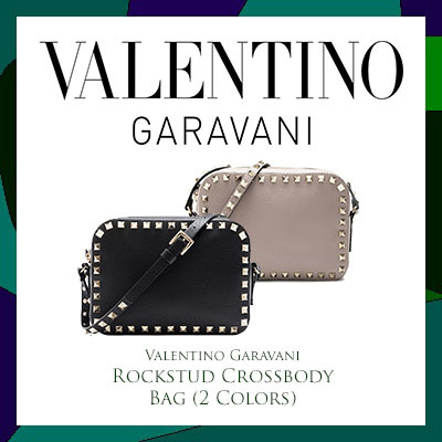d39aa7073ed COUPON · Valentino Garavani Rockstud Crossbody Bag (Available In 2 Colors)
