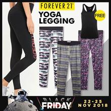 FreeShip! Yoga F.21 Leggings Pants Collection / Branded Leggings / Long Leggings / Colorfull Legging