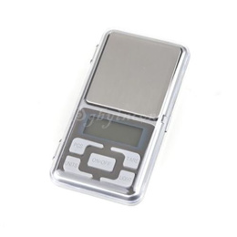 New Mini Digital display Pocket Gem Weigh Scale Balance Kitchen Jewelry